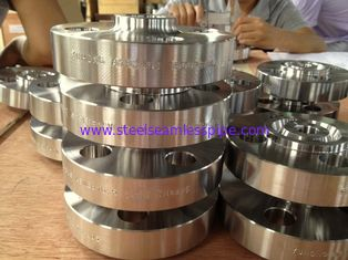 China Steet Flanges, Duplex Material, A182 F51 ,A182 F60, F53 (UNS S32750) ,B16.5  & B16.47  A &  B supplier