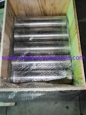 Bright Surface Nickel Alloy Pipe 600 Round Bar ASTM B166 UNS N06600 65 * 500MM