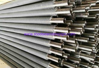 ASTM A312 Heat Exchanger Fin Tube TP304 / 304L / TP316L Spiral Extruded