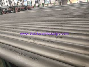 Incoloy 800H Nickel Alloy Seamless Pipe Pickling Surface Hydrocarbon Cracking