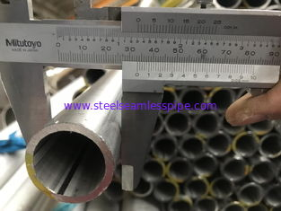 Welded Stainless Seamless Pipe / Seamless Stainless Steel Pipe For Mining / Energy