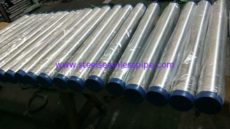Rolling Stainless Steel Seamless Tube ASTM A269 / A269M-15A TP304 304L 101.6 * 1.22MM