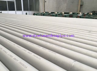 Super Stainless Steel Seamless Pipe ASTM B677 UNS N08904 904L 1.4539 B16.10 B16.19