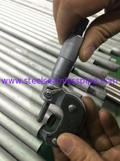 ASTM SB622 N10276 Alloy Steel Seamless Tubes 15.88MM * 1.245MM * 1604MM