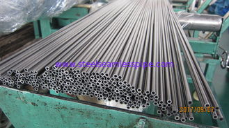 Heat Exchanger Alloy Steel Seamless Tubes ASME / ASTM A213 Seamless Ferritic