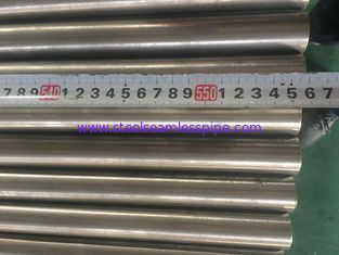 ET HT Nickel Alloy Pipe Incoloy Alloy 825 Seamless Pipe ASTM B 163 / ASTM B 704