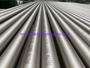 ASTM B407 Alloy 800H Nickel seamless tube, 50.8 x 5.16 x 6096 MM , Boiler / heat exchange application , ET/HT