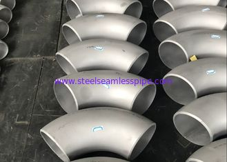 ASTM B366 Alloy 8367 Butt Weld Fittings Reducer Elbow High Precision Custom Size