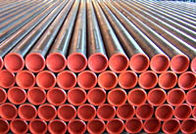 China BS1387-85 Black Welded Carbon Steel Pipes X56 X60 X65 X70 X80 company