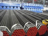 China ERW HFI EFW Welded Steel Pipe Carbon Steel Tube A53 API5l GrA GrB Din2458 EN10217 company