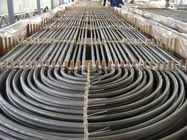 China SA213 /SA213-2017  TP304L SEAMLESS U BEND TUBE, 25.4MM X 2.11MM  X 6096MM , MIN. WALL THICKNESS . 100% ET / HT company