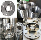 China Steel Flanges ( Bridas ) Alloy Materail ASTM A182 F11, F22, F5, F9, F91, F92 , SO , WN , PL , LF , BL TYPE B16.5 B16.47 factory