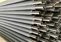 Heat Exchanger Extruded Finned Tube Smooth Core Tube High Performance