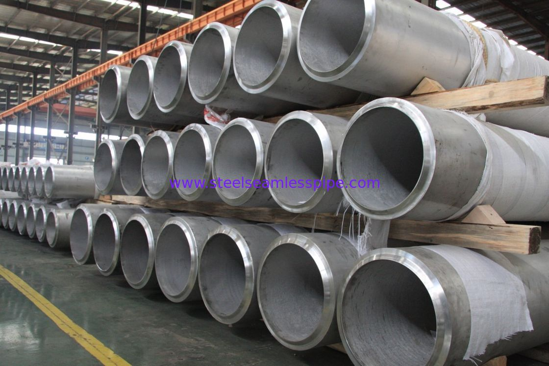 Stainless steel seamless pipe hollow bar heavy