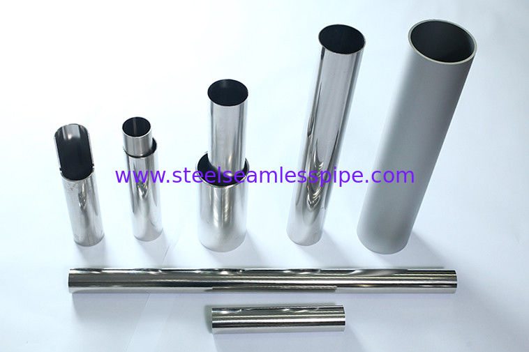 ASME SA270 / ASTM A270 Stainless Steel Welded Tube Polished Plain End , TP304, TP316L , ISO11850 Food Sanitary