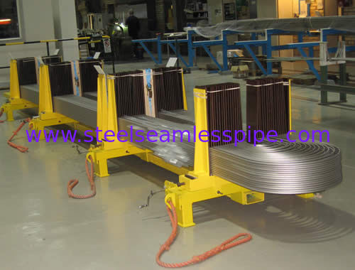 Nickel Alloy Steel U Bend Tube, Hestalloy C276, Inconel alloy625 ,All0y601, Alloy 690, Incoloy alloy800,800H, 825