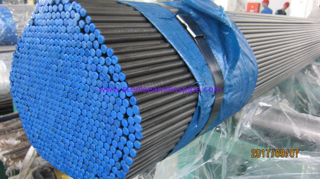 Cold Drawn Carbon Steel Boiler Tube ASTM A179 Bare / Oil Soaked Surface