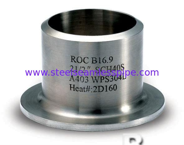 Lap Joint Flanges : Flange lap joint in welding steel for