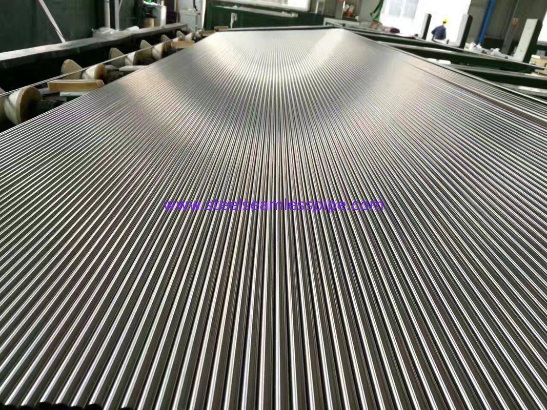 Heat-exchanger/Boiler tube Pickled / Bright Annealed Stainless Steel ...