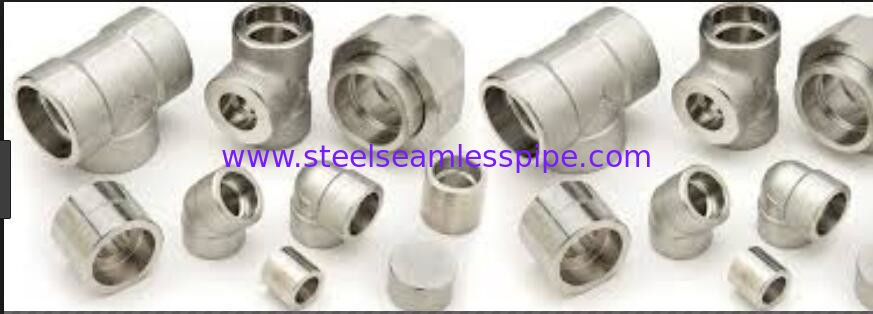 Stainlesss Steel Forged Steel Fittings(Accesorios ) B16.22 flangeolet , weldolet , reduce tee , elbow , cap , tee