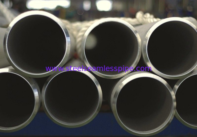 EN 1.4876 Incoloy Pipe , Seamless Incoloy 800 PIPE , ASTM B163 / ASTM B515