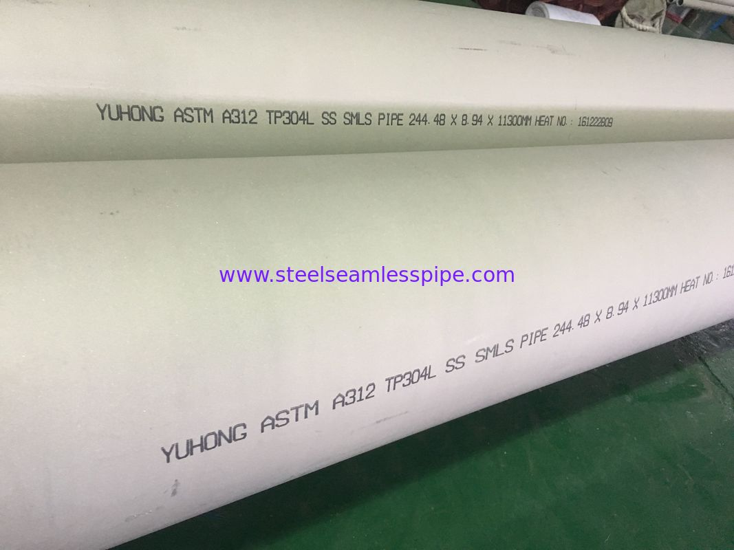 ASTM A312 UNS S31254 ( 6% Moly , 1 4547 ) , 254MO , Cold Drawing And
