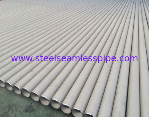 ASTM A213 Material TP304 / 304L Stainless Steel Seamless Tube Mill Finished