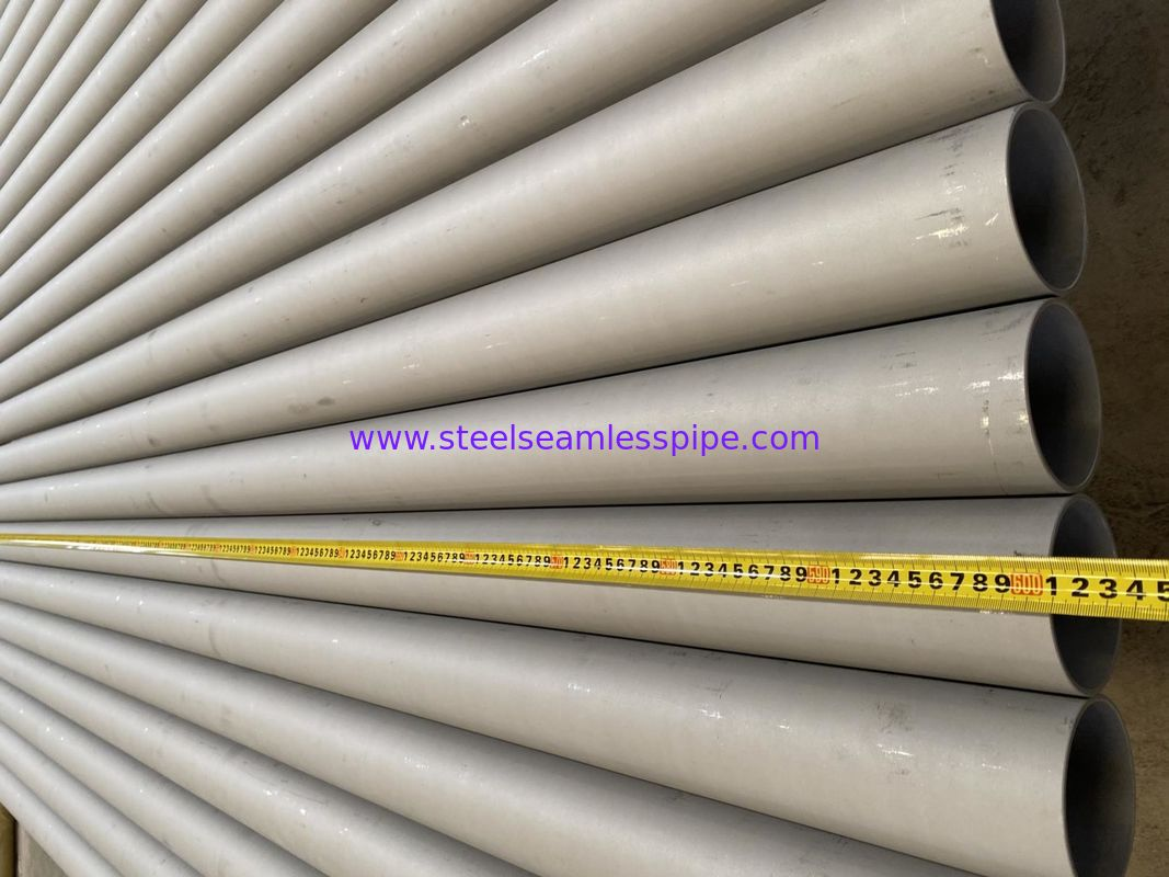 Pickled And Annealed Heat Exchanger Tube ASTM A312 TP321 A213 TP321 A269 TP321
