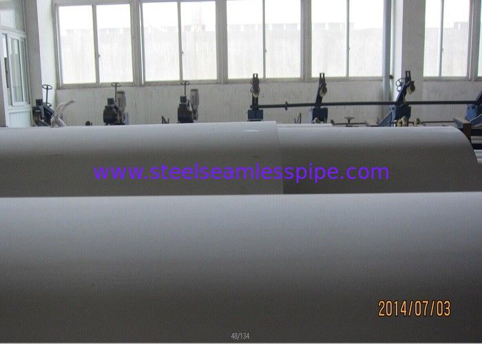 Stainless steel seamless pipe astm a m