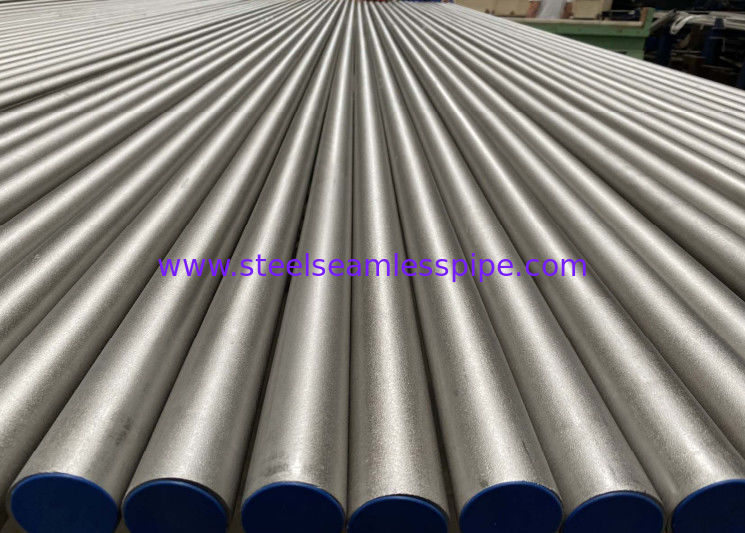 Incoloy 800/ 800h Nickel Alloy Pipe Pickled And Annealed Surface ASTM B163 ASTM B515