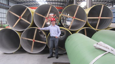 Stainless Steel Welded Pipe ASTM A269 ASTM A312 ASTM A358 ASTM A688 ASTM A778 EN10217-7 ,DIN17457