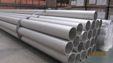 China Stainless Steel Welded Pipes ASTM A312 TP304 TP304L TP304H TP321 TP316L ASTM A790 S31803, SCH10, SCH40,6M 11.8M factory