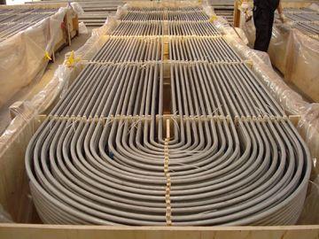 China ASTM A213 TP316 / TP316L / TP316Ti / TP316H/ ASTM B 677 904L Stainless Steel U Bend Tube distributor