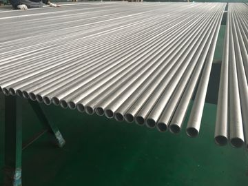 China ASTM B444 Gr.2 INCONEL 625  Seamless Tube 25.4 X 2.11 X 6096MM Heat Exchanger Application 100% UT & ET & HT factory