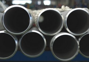 China Anti Corrosion Seamless Hastelloy C Pipe , Nickel Alloy Hastelloy B-2 factory