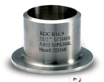 Flange lap joint in welding , steel lap joint flange for pipes and tube