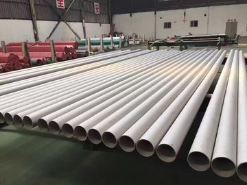 China Super Duplex Stainless Steel Pipes, EN 10216-5 1.4462 / 1.4410, UNS32760(1.4501), Pickled & Annealed,  ,20ft factory
