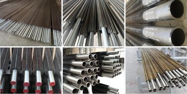 China Fin tubing&finned pipe projects(Wound Type,Extruded Type,Welding Type)in Refrigeration and & Heat exchang Parts factory