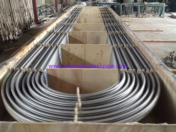 China ASTM A213 TP304 / TP304L / TP316 / TP316L / TP316Ti / TP316H/  ASTM B 677 904L Stainless Steel U Bend Tube factory