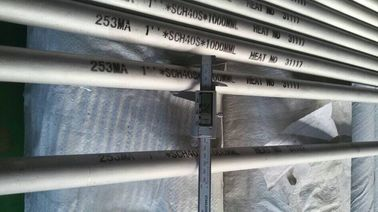 China 253MA Seamless Pipe ASTM A790 , ASTM A928 , S31803 , S32750, S32760, S31254(254Mo ) S30815(253MA ) factory