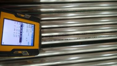 China TP304 TP304L TP316L Stainless Steel Welded Tubing ASTM A249 / ASME SA249 38.1*1.2/1.5MM factory