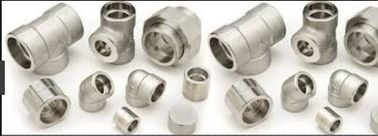 China Stainlesss Steel Forged Steel Fittings(Accesorios ) B16.22 flangeolet , weldolet , reduce tee , elbow , cap , tee factory