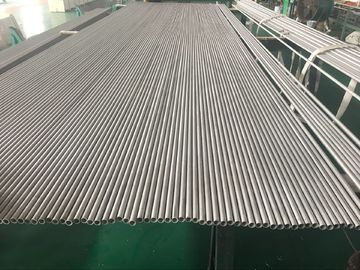 China Stainless Steel Seamless Tube, ASTM A213 TP304, TP304L,TP316L, SUS04, SUS316L, 1.4404, 6M, Min. Wall Thk., 3/4'' 16BWG factory