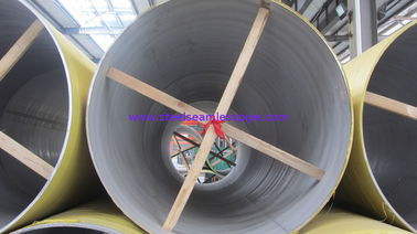 China Stainless Steel Welded Pipes ASTM A312-2018 TP304 TP304L TP304H TP321 TP321H TP316L Length, 6M, 11M factory