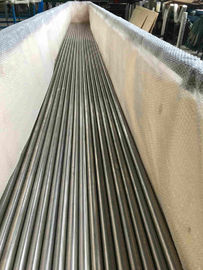 China Plain Ends Stainless Steel Welded Tube Bright Annealed Surface Straight Type factory