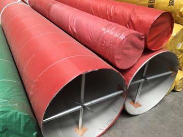 China High Strength Welded Stainless Steel Seamless Pipe For Food Processing Equipment factory