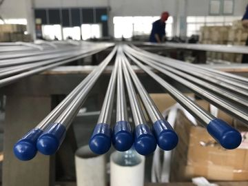 China Bright Annealed Seamless Stainless Steel Tube ASTM A269 TP304 / 304L 11*0.5*3000mm factory