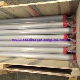 China Chemical Industry Hastelloy C Pipe Straight Type For Sulfuric Acid Reactors factory