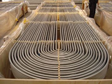 China 19.05*1.65*6096mm Stainless Steel U Bend Tube High Durability For Cooling factory