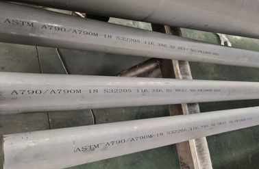 Pickling Surface Duplex Stainless Steel Pipes S2205 Material Grade ASTM A790-18